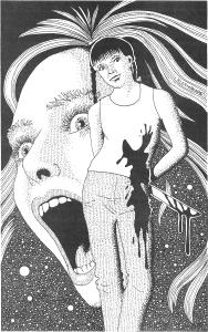 Prisoner of War illustration